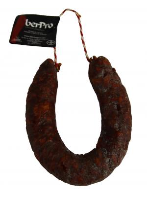 "Extra Hot Spicy Acorn-Fed Iberian ""Chorizo Herradura"""