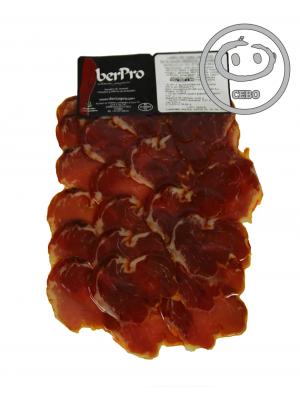 """Sliced Loin Pork of Iberian """"Cebo"""", 50% Iberian Breed of Extremadura"""