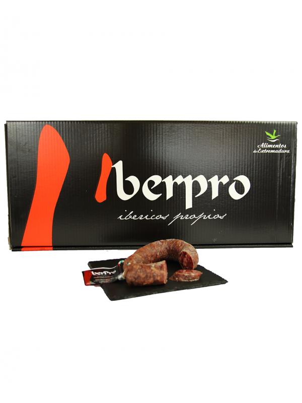 "Extra Iberian ""Salchichón Herradura"" from Extremadura"